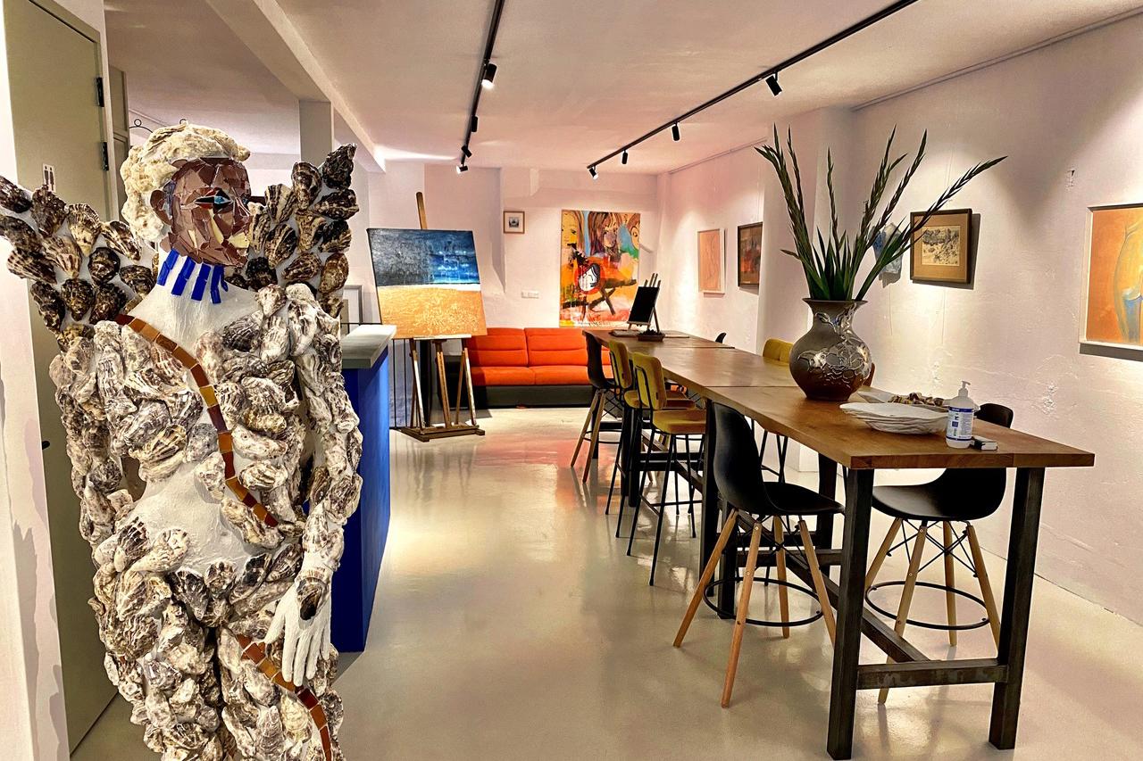 Atelier Raamwerk; een creatieve en inspirerende Overijsselse locatie